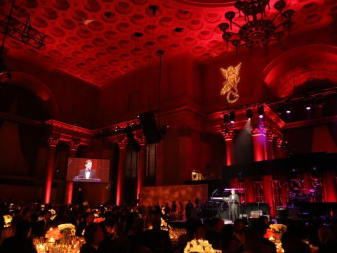 Subdued Angel Ball Raises $3.7 Million for Cancer Research