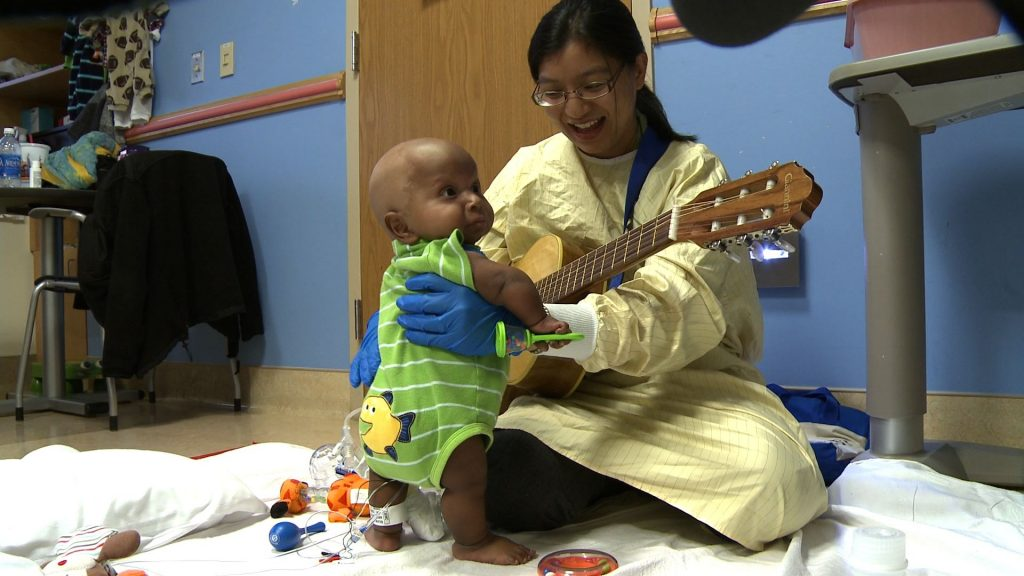 Gabrielle's Music Therapy Program