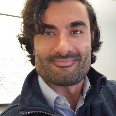 Dr. Sahand Hormoz